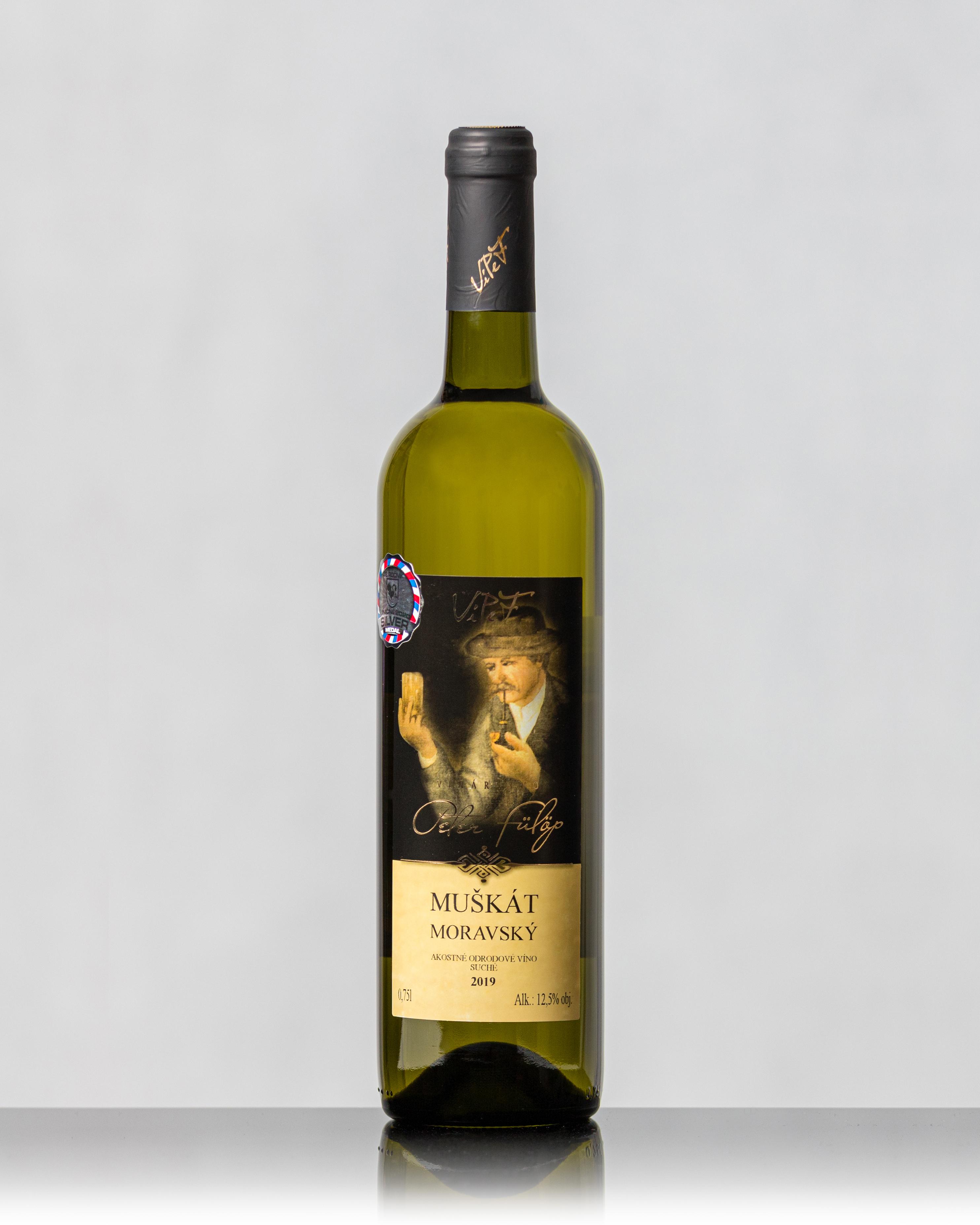 Vína ročníka 2020 Muškát moravský a Pinot blanc práve v predaji