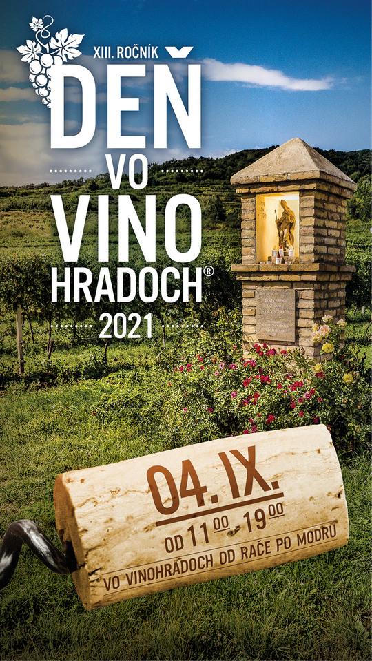 Deň vo vinohradoch 2021